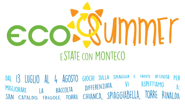 ECO SUMMER 2017: eSTATE con MONTECO