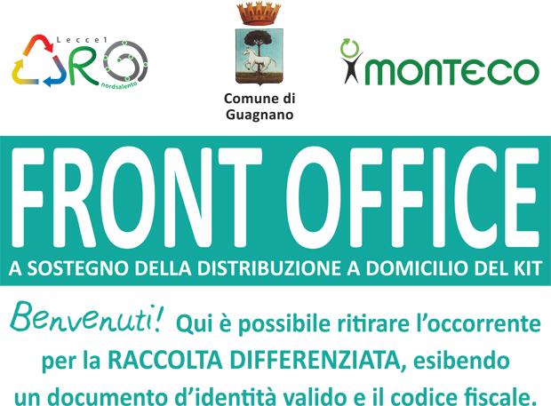 Dal 30 maggio a Guagnano sarà aperto un punto di distribuzione dei contenitori