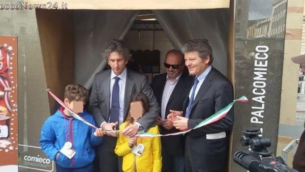 Raccolta differenziata, il PalaComieco arriva a Lecce