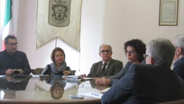 Galatina: conferenza stampa sul nuovo modo di differenziare