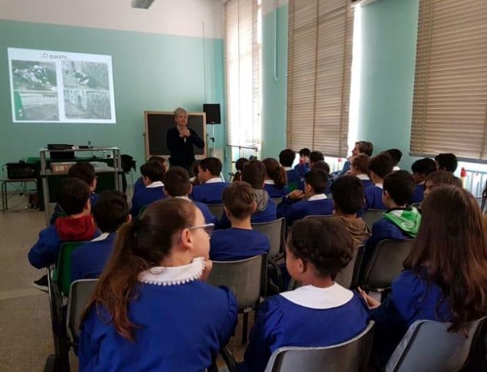 Monteco, concorso fotografico: i bambini denunciano l'abbandono dei rifiuti