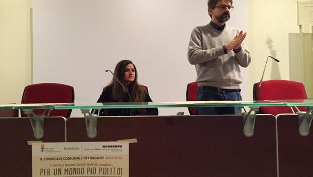 Il Consiglio Comunale dei ragazzi di Lecce, scende in campo in difesa dell'ambiente