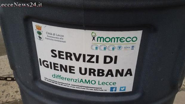 Raccolta vetro/metalli, Monteco: 'Comunichiamo con i cittadini per una città migliore'